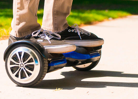 SHOP SELF-BALANCING SCOOTERS AND ELECTRIC SKATEBOARDS*