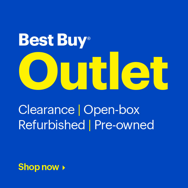 Best Buy(R) Outlet