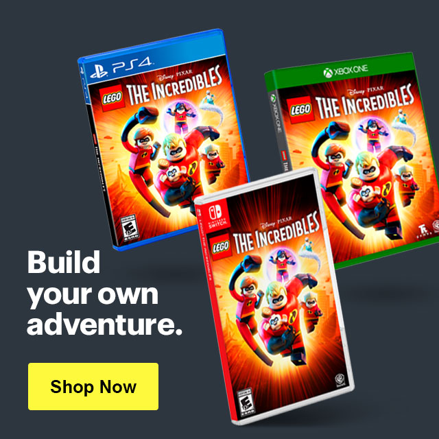 Shop LEGO The Incredibles game