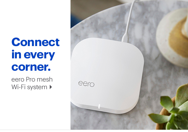 Eero whole home wifi